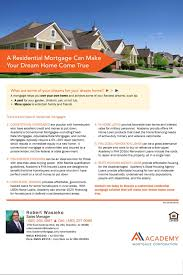 residential mortgages bob wasieko loan officer at academy