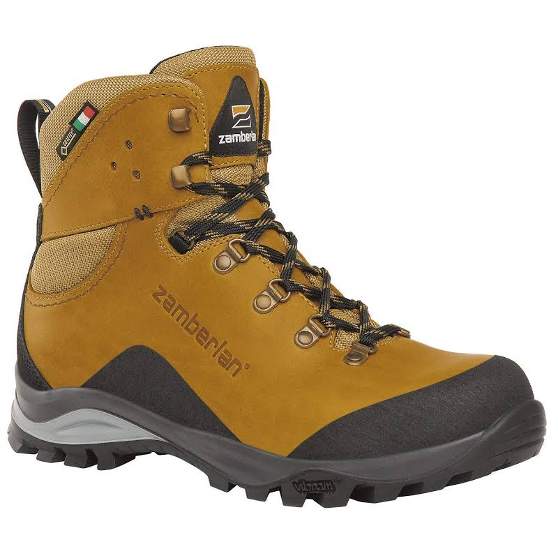 Zamberlan Marie GTX RR Hiking Boots Waxed Camel Medium 6 0330CMW-Medium-6
