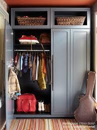 Armoire Closet Furniture Pretentious Coat Closet Furniture Imposing Decoration