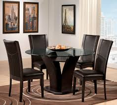 Modern Black Dining Room Sets by Dining Room Good Modern Dining Chairs Black Dining Room Sets