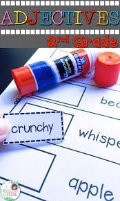 Identifying Adverbs And Adjectives Worksheets 38 Best Adjective Activities Images On Pinterest Teaching