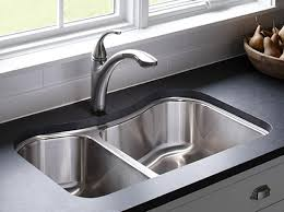 How To Choose The Right Kitchen Sink - Contemporary kitchen sink