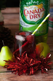 holiday cocktails 31 best holiday drink ideas from 7up and canada dry images on