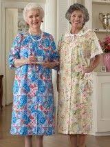 elderly women dresses hawaiian print muu muu wheelchair adaptable hawaiian