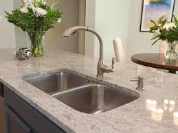 Cheap Kitchen Sinks And Faucets Appliances Marble Counters Carrara Marble With White Granite