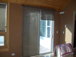 roller shades for sliding glass doors pull down shades plantation shutter roman shade or valnance with