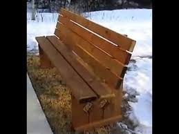 How To Make A Wood Toy Box Bench by How To Build A Bench Seat U2022 How To Build A Simple Bench U2022 2x4