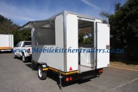 Kitchen Trailer For Sale by Mobile Kitchen Trailer Food Vending Kiosk Trailers