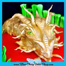chinese dragon sweet 16 birthday cake blue sheep bake shop