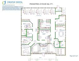 office design plan creative dental floor plans pediatric floor plans