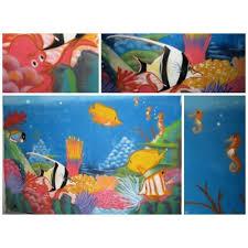 fresque chambre enfant fresque dans une chambre d enfant celyvart com