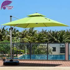 Patio Umbrella Canopy Aliexpress Com Buy Purple Leaf Patio Umbrella Canopy Outdoor