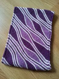 Mixed Patterns by Mixed Wave Cowl Practicing Short Rows Knitting And So On