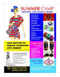 Bsc Interior Design Colleges In Kerala Fem U0027s Institute Of Fashion Technology Kannur Tellicherry
