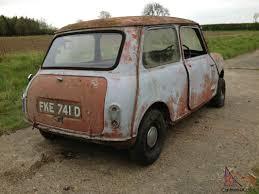 for restoration for sale morris mini cooper mk1 for restoration project