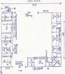 dream kitchen floor plans 5 tips to help plan your dream kitchen design build ideas