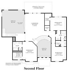 Charleston Floor Plan by Parkside At Fairview The Charleston Home Design