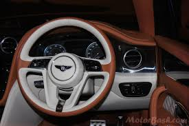 bentley steering wheel bentley bentayga steering wheel motorbash com