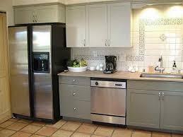 Mixing Kitchen Cabinet Colors Different Color Kitchen Cabinets Kenangorgun Com