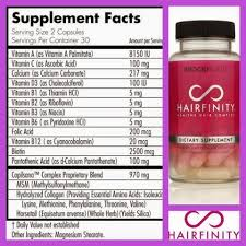 is hairfinity fda approved hairfinity 60 count royalty health