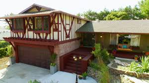 tudor style cottage tudor style facade video hgtv