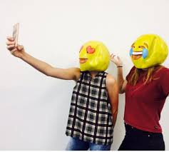 emoji mask the heart emoji mask photo booths etc