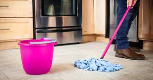 what is the best way to clean kitchen cabinets best way to mop tile floors practically spotless