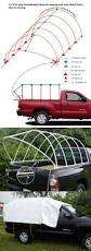 Ram 3500 Truck Tent - diy waterproof truck bed cover home beds decoration