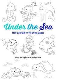 free printable ocean coloring pages kids coloring pages