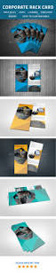 corporate rack card template print codegrape