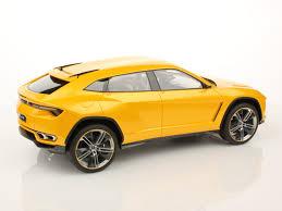Lamborghini Urus Suv Lamborghini Urus Production Officially Confirmed For 2018