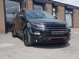 land rover evoque custom used land rover cars bradford second hand cars west yorkshire