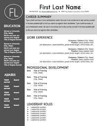 teacher resume template free elementary teacher resume template