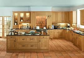 cuisine chene massif davaus cuisine chene massif moderne avec des idées