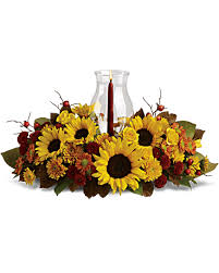 sunflower centerpiece sunflower centerpiece teleflora