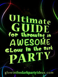 glow in the party decorations glow party cliparts free clip free clip on