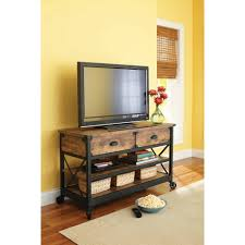 tv stands industrial style tv stand better homes and gardens