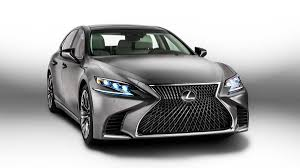 used lexus for sale in detroit 2018 lexus ls luxury sedan debuts at the naias
