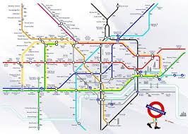 map of the underground in best 25 map ideas on underground