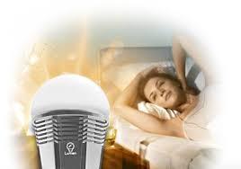 light bulbs that gradually get brighter lumen bluetooth led lightbulb indiegogo
