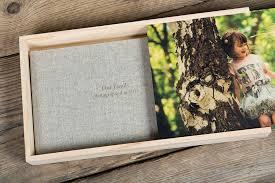 wood photo album book wooden usb box loxley colour