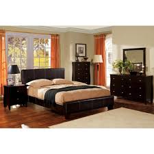 5pc size bedroom set