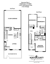 floor plans for new houses voscana new homes in carlsbad cashea homes floor plans