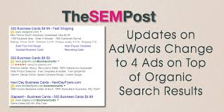 no sidebar updates on s 4 adwords ads no sidebar ads change