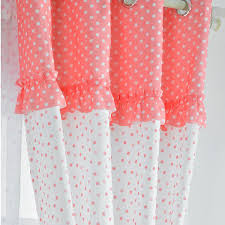 White With Pink Polka Dot Curtains Incredible Pink Polka Dot Curtains And Pink White Polka Dot