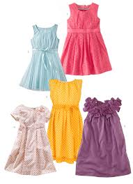 favorite five big easter dresses