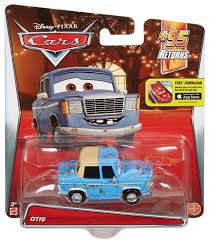 cars characters ramone amazon com disney pixar cars diecast otis vehicle toys u0026 games