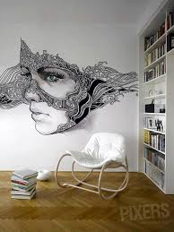 easy to paint wall murals nice design home design