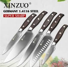 ebay kitchen knives 5pcs set knives inches chef knife layers japanese damascus steel