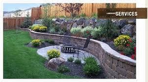 Retaining Wall Ideas For Gardens Retaining Wall Garden Ideas Block Retaining Wall Retaining And